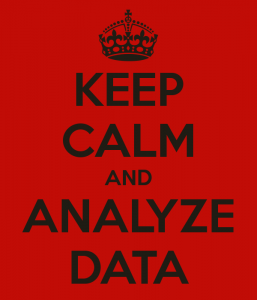 keep calm analyst