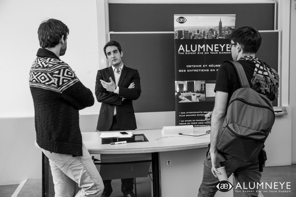 Selection mardi 27 Aout Alumneye Session Training Finance Recrutement Emploi Essec © Teddy Morellec_0047