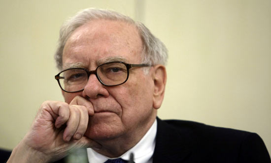 Warren Buffett produits dérivés AlumnEye