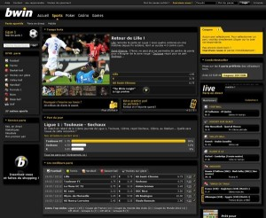 AlumnEye Bwin finance foot pari