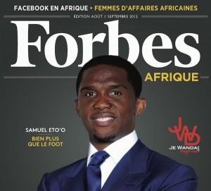 AlumnEye Eto'o foot finance investisseur telecom