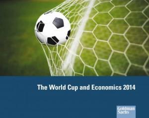 AlumnEye Goldman Sachs coupe du monde 2014 le foot et l'économie