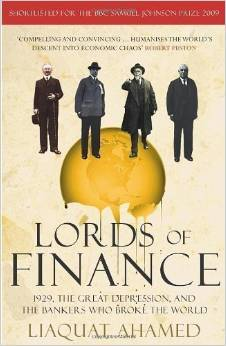 AlumnEye Lords of finance