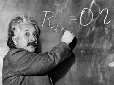 Einstein AlumnEye