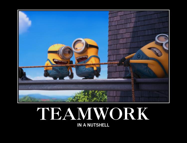 AlumnEye teamwork
