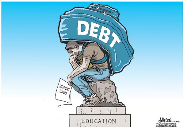 AlumnEye dette étudiante