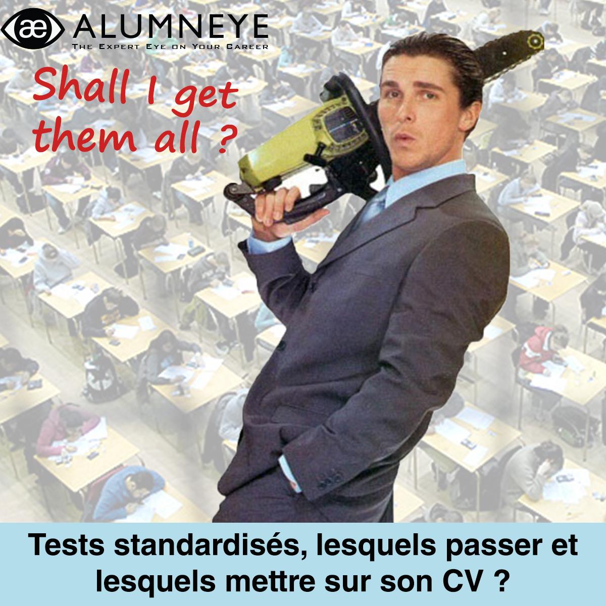 les tests standardis u00e9s  gmat  tage mage  cfa  toeic