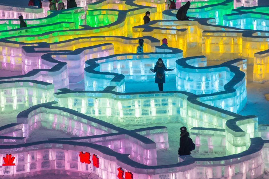maze china