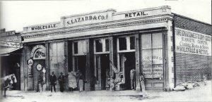 Lazare Salomon & CO