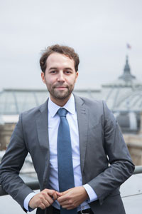 Olivier Cothenet, fondateur d'Office Artist et formateur AlumnEye