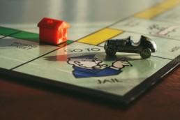 Monopoly Case prison