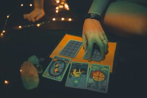 clairvoyance cards