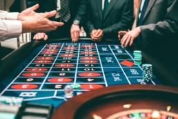 Table de mise au casino