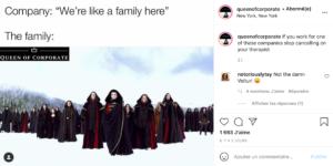 Meme queenofcorporate