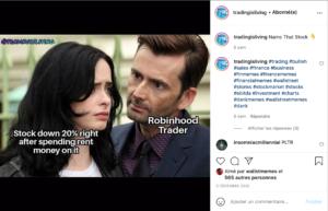 Meme Trading Is Living