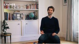 Photo de l'interview d'Edouard pour Chance