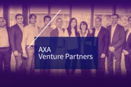 Photo équipe Axa Venture Partners