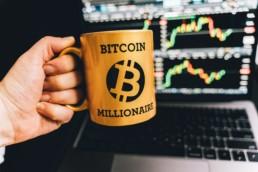 Tasse BitCoin Millionaire